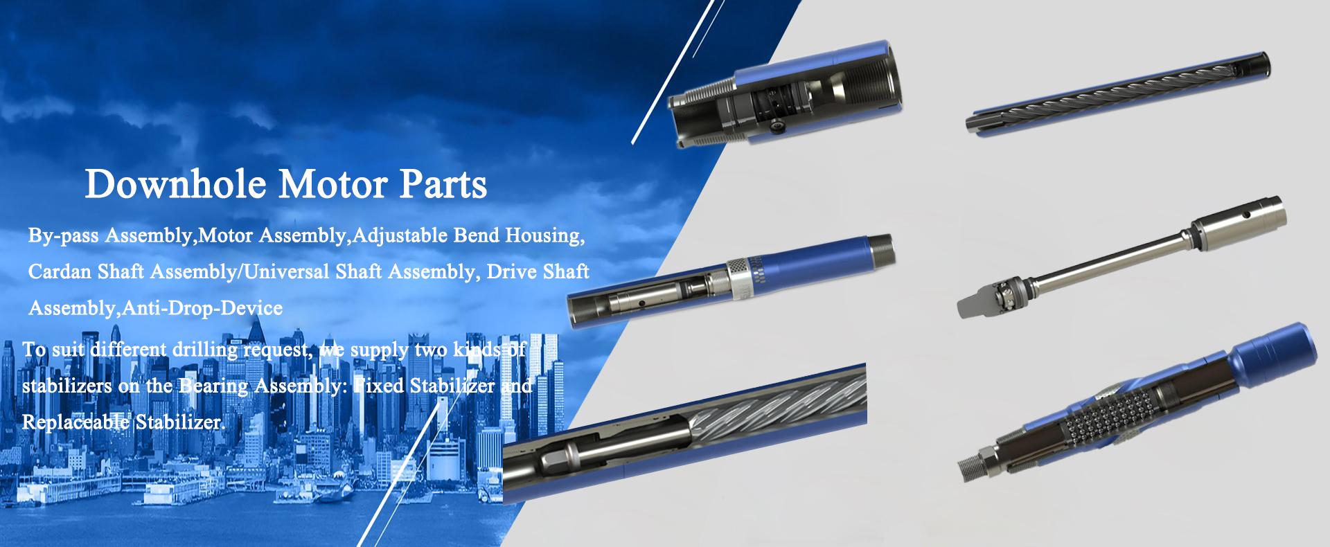 Downhole Motor Parts