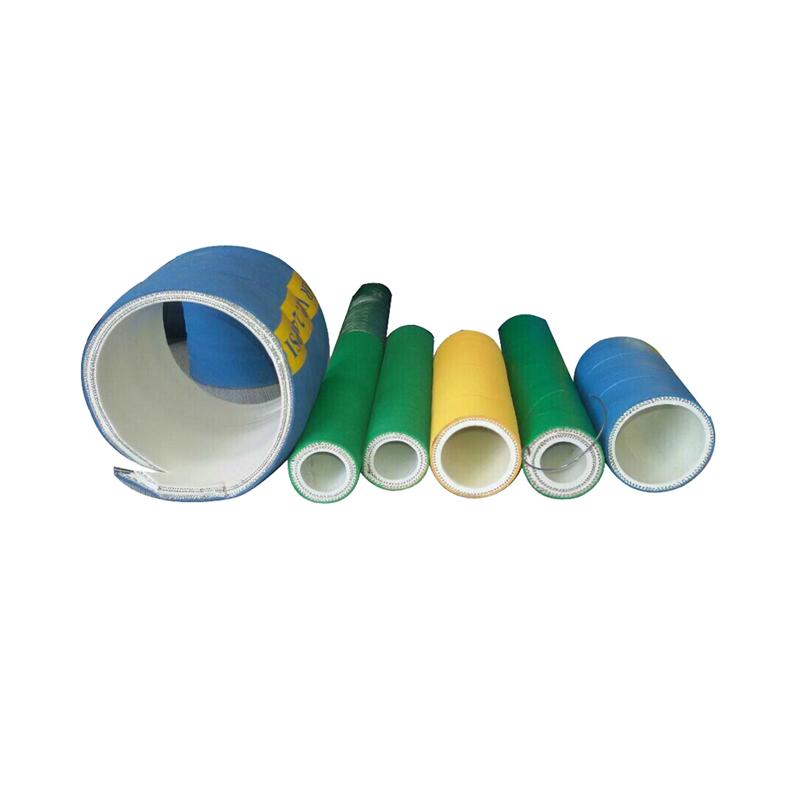 UHMW PE solvent hose