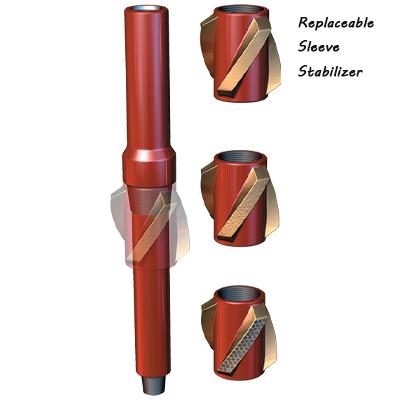 replaceable satilizer